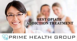 Best Opiate Addiction Treatment